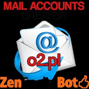 zakładacz kont pocztowych na o2