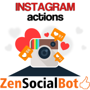 instagram actions